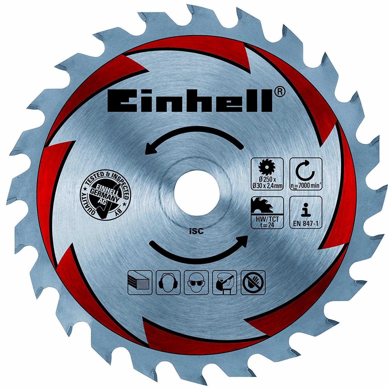 Einhell TE-TS 1825 U Scie circulaire sur table - lame de scie