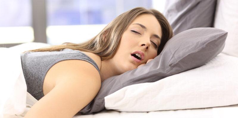 Le sommeil profond