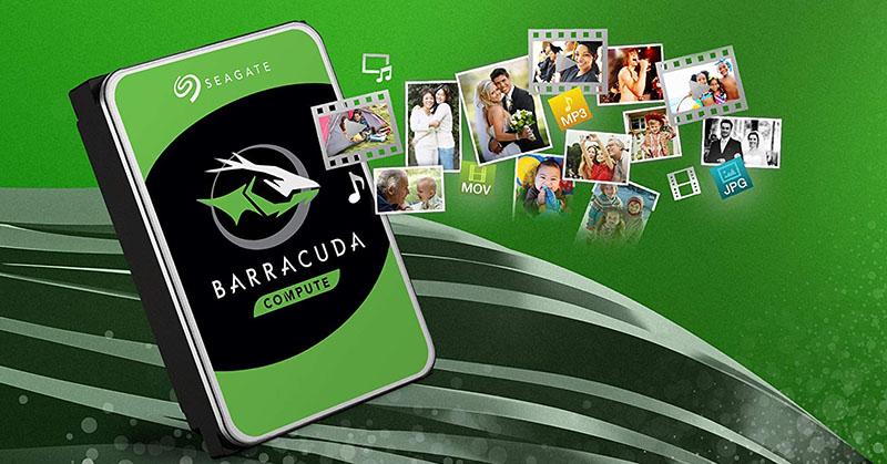 Avis disque dur interne HDD Seagate BarraCuda 2 To