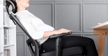 Chaise de Bureau Ergonomique Pivotante - 1080 mots - mfavour