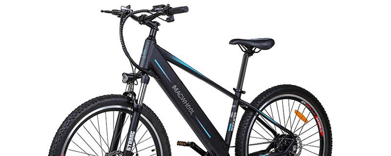 Test COMPLET du Vélo élétrique de la marque Macwheel