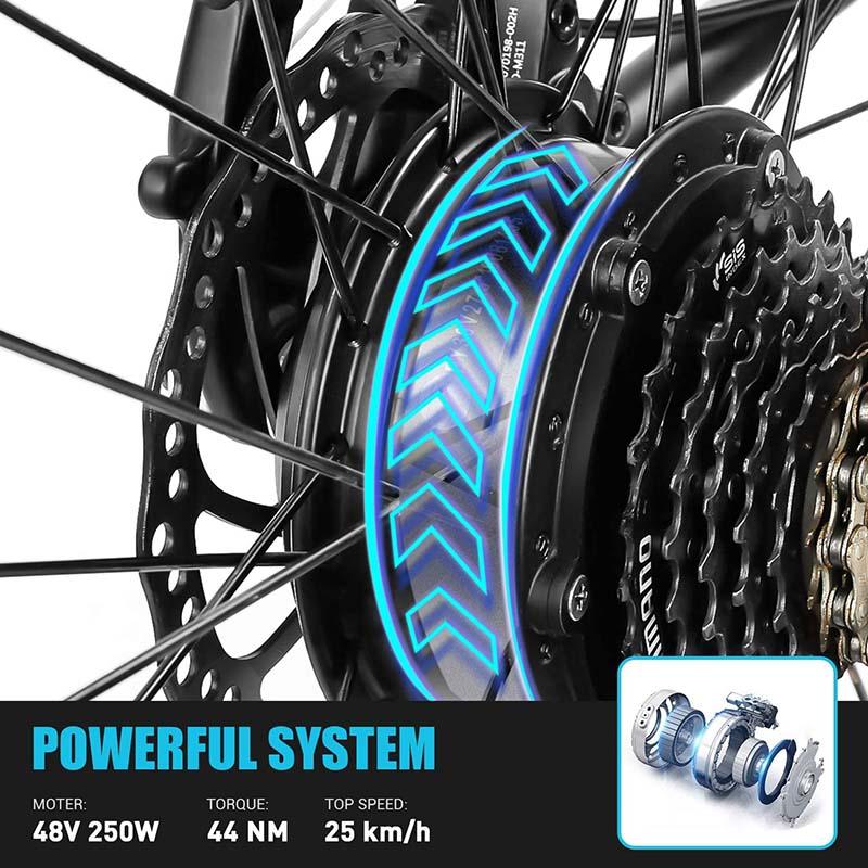 comparatif Vélo élétrique Macwheel