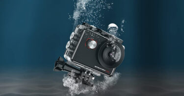 test - Caméra Sport Apexcam 4K WiFi Ultra HD